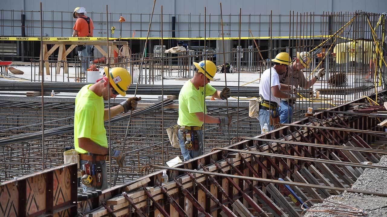 Zabezpieczenie budynku przed szkodami górniczymi