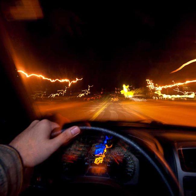 Po alkoholu lepiej nie siadać na miejscu kierowcy